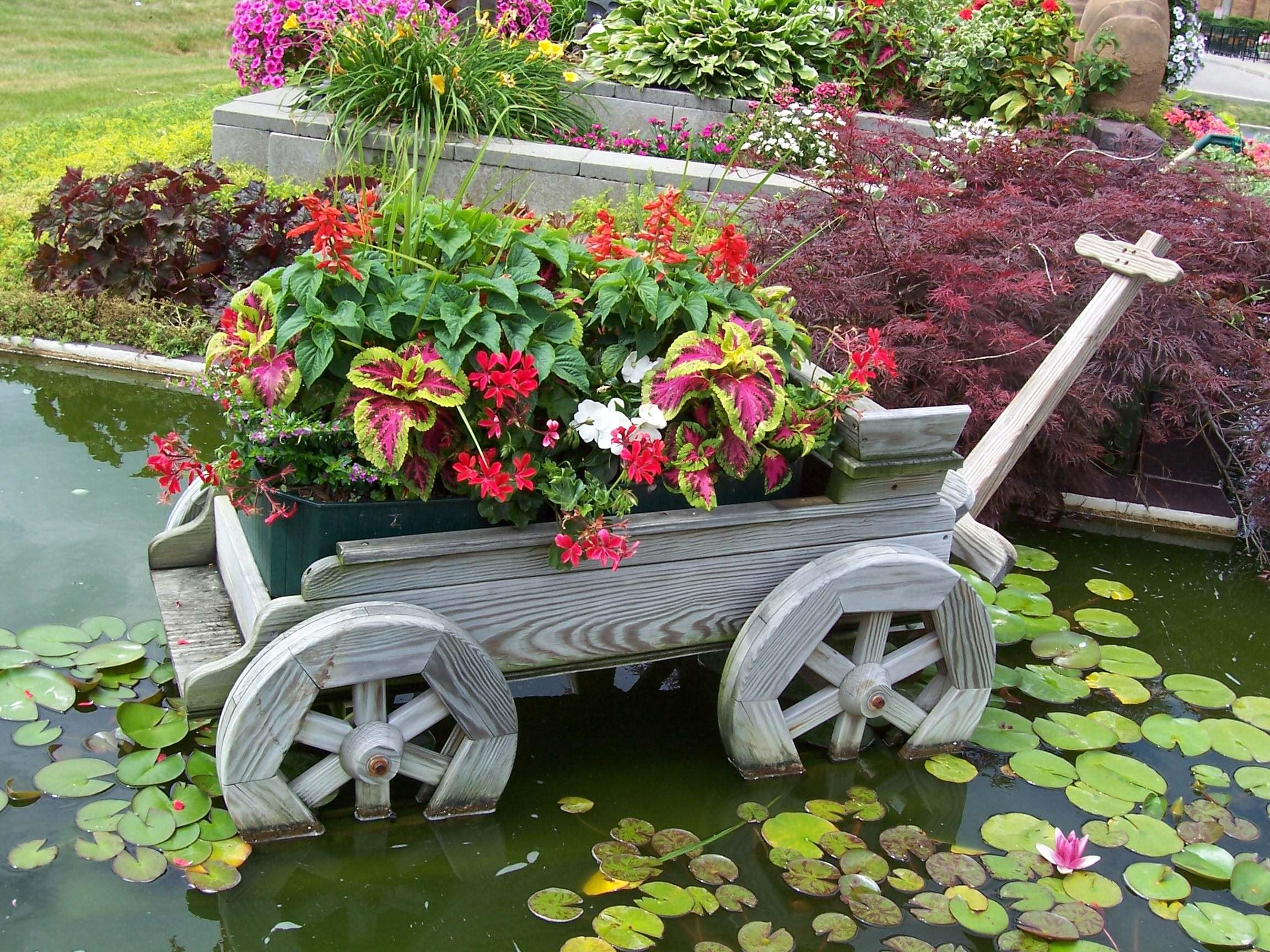 Картинки поделок для сада своими руками