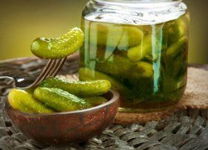 Огурцы маринованные на зиму рецепты с лимонной кислотой