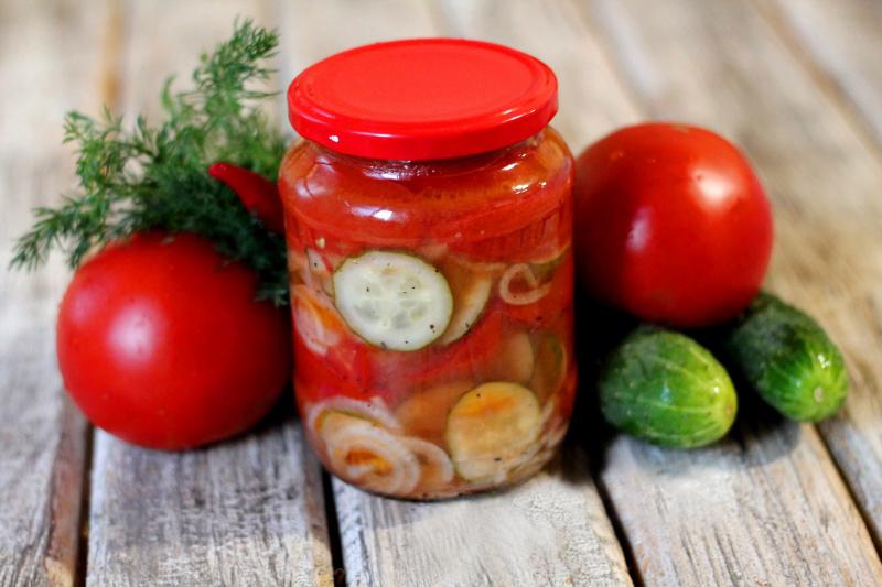 помидоры половинками с луком и маслом на зиму рецепты с фото