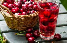 Компот из вишни на зиму, рецепт на 3 литровую банку