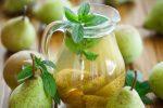 Миниатюра к статье Компот из груш на зиму — легко и просто, секреты приготовления