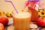 Миниатюра к статье Заготовка сока из яблок на зиму