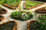 Миниатюра к статье Красивый огород — легко и просто