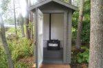 Миниатюра к статье Торфяной туалет для дачи, какой лучше?