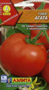 сорт томат Агата