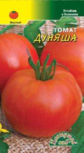 сорт томат Дуняша