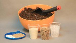 Как приготовить грунт для рассады в домашних условиях