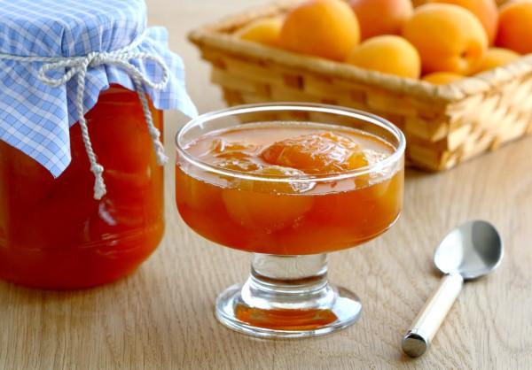 варенье из абрикосов без косточек, рецепт на зиму