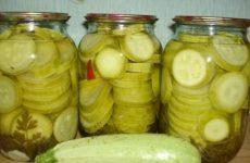 консервированные кабачки хрустящие рецепт самые вкусные