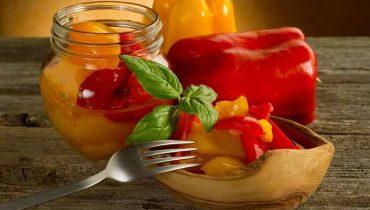 Болгарский перец с мёдом на зиму рецепт с фото