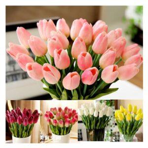 сорта тюльпанов для срезки