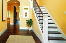 Дизайн лестницы на второй этаж в частном доме своими руками, фото