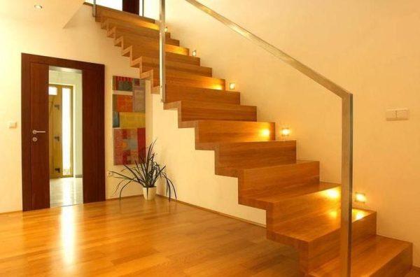 освещение для лестницы