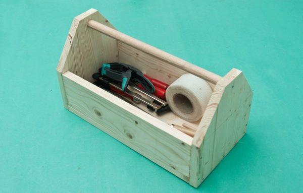 ящик под инструменты для начинающих