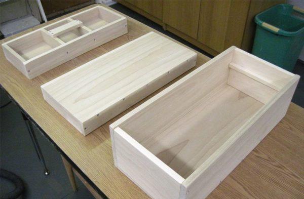 детали ящика для инструментов