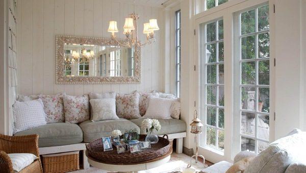 Декор в стиле прованс