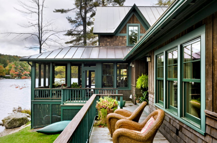 veranda i terassa