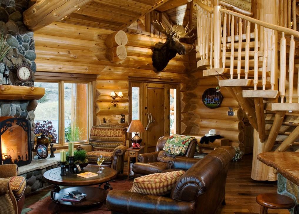 гарнитур-это дизайн красивых деревянных домов внутри фото найдете материал для