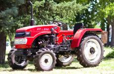 Мини-трактор для домашнего хозяйства