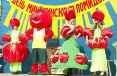 Праздник День минусинского помидора